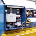 CRS custom designed, closed loop Variable Frequency hoist and trolley controls.
